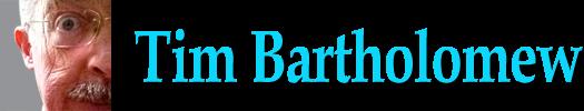 Tim Bartholomew